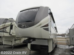 New 2018 Jayco North Point 381FLWS available in Little Rock, Arkansas
