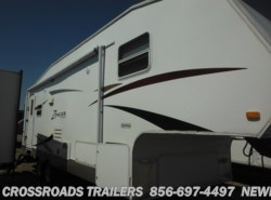 Used 2009  CrossRoads Zinger 27RL by CrossRoads from Crossroads Trailer Sales, Inc. in Newfield, NJ