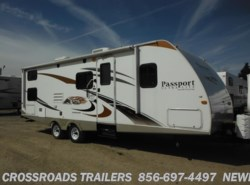 Used 2012  Keystone Passport Ultra Lite Grand Touring 2650BH by Keystone from Crossroads Trailer Sales, Inc. in Newfield, NJ