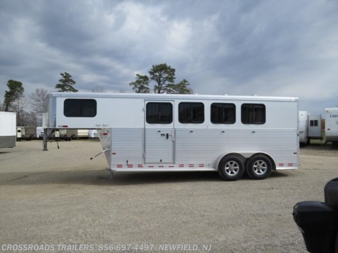 2017 Sundowner Super Sport 4H Slant Load GN w/ dr room