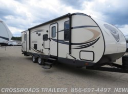 New 2017  Forest River Salem Hemisphere Lite 27BH by Forest River from Crossroads Trailer Sales, Inc. in Newfield, NJ