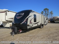 New 2017  Keystone Passport Ultra Lite Elite 31RE by Keystone from Crossroads Trailer Sales, Inc. in Newfield, NJ
