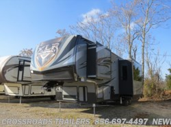 New 2017  Forest River XLR Thunderbolt 340AMP by Forest River from Crossroads Trailer Sales, Inc. in Newfield, NJ