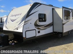 New 2017  Keystone Passport Ultra Lite Grand Touring 2510RB by Keystone from Crossroads Trailer Sales, Inc. in Newfield, NJ