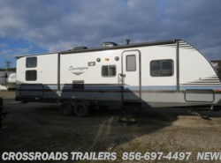 New 2017  Forest River Surveyor 295QBLE by Forest River from Crossroads Trailer Sales, Inc. in Newfield, NJ