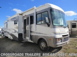 Used 2005  Fleetwood Storm 34F by Fleetwood from Crossroads Trailer Sales, Inc. in Newfield, NJ