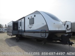 New 2018  Forest River Surveyor 33KRETS by Forest River from Crossroads Trailer Sales, Inc. in Newfield, NJ