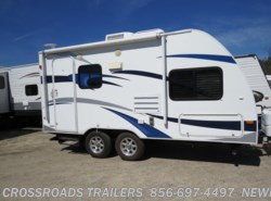Used 2011  Cruiser RV Shadow Cruiser 185FBS by Cruiser RV from Crossroads Trailer Sales, Inc. in Newfield, NJ
