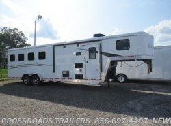 New 2018  Bison Trail Boss 7406 LIVING QUARTER by Bison from Crossroads Trailer Sales, Inc. in Newfield, NJ