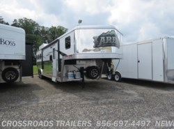 New 2018  Bison Laredo 8311 LIVING QUARTER by Bison from Crossroads Trailer Sales, Inc. in Newfield, NJ