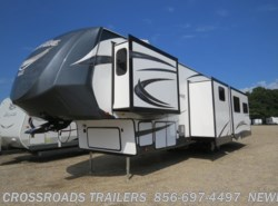 New 2018  Forest River Salem Hemisphere Lite 368RLBHK by Forest River from Crossroads Trailer Sales, Inc. in Newfield, NJ