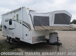 Used 2009  Starcraft Travel Star 21SSO by Starcraft from Crossroads Trailer Sales, Inc. in Newfield, NJ