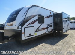 Used 2017  Jayco White Hawk 27DSRL by Jayco from Crossroads Trailer Sales, Inc. in Newfield, NJ