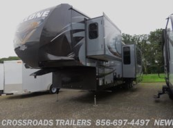 Used 2015  Heartland RV Cyclone CY 4100 KING by Heartland RV from Crossroads Trailer Sales, Inc. in Newfield, NJ