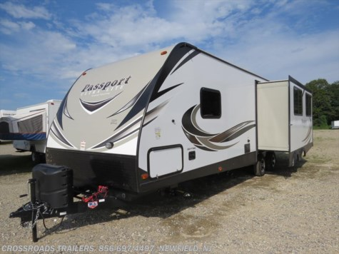 2018 Keystone Passport Ultra Lite Grand Touring 2890RL