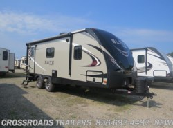 New 2018  Keystone Passport Ultra Lite Elite 23RB by Keystone from Crossroads Trailer Sales, Inc. in Newfield, NJ