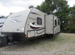Used 2015  Keystone Passport Ultra Lite Grand Touring 2770RB by Keystone from Crossroads Trailer Sales, Inc. in Newfield, NJ