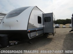 New 2018  Forest River Surveyor 247BHDS by Forest River from Crossroads Trailer Sales, Inc. in Newfield, NJ