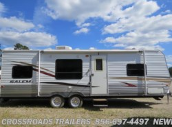 Used 2008  Forest River Salem LE 27RBEC by Forest River from Crossroads Trailer Sales, Inc. in Newfield, NJ
