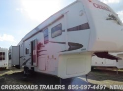 Used 2008  Forest River Cedar Creek 362B-SA by Forest River from Crossroads Trailer Sales, Inc. in Newfield, NJ