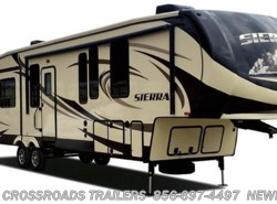 New 2018  Forest River Sierra 384QBOK by Forest River from Crossroads Trailer Sales, Inc. in Newfield, NJ
