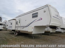 Used 2001  Forest River Cedar Creek 34CKTS by Forest River from Crossroads Trailer Sales, Inc. in Newfield, NJ