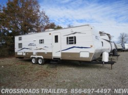 Used 2006  Gulf Stream Innsbruck 30BHS by Gulf Stream from Crossroads Trailer Sales, Inc. in Newfield, NJ