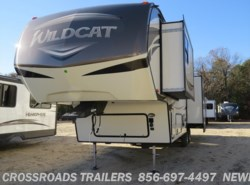 New 2018  Forest River Wildcat 28SGX by Forest River from Crossroads Trailer Sales, Inc. in Newfield, NJ