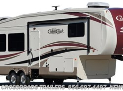 New 2018  Forest River Cedar Creek 38FLX by Forest River from Crossroads Trailer Sales, Inc. in Newfield, NJ