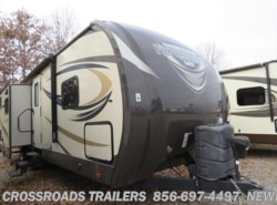 Used 2015  Forest River Salem Hemisphere Lite 272RLIS by Forest River from Crossroads Trailer Sales, Inc. in Newfield, NJ
