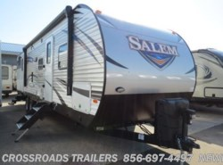 New 2018  Forest River Salem T32BHDS by Forest River from Crossroads Trailer Sales, Inc. in Newfield, NJ