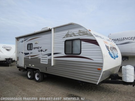 2012 Forest River Grey Wolf 19RR