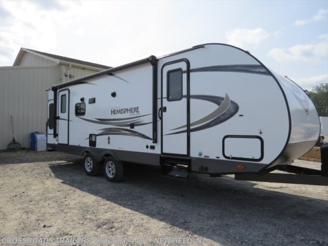 2019 Forest River Salem Hemisphere Lite 26RLHL Double Entry Doors Rear Living