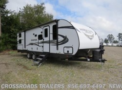 New 2019  Forest River Salem Hemisphere Lite 29BHHL by Forest River from Crossroads Trailer Sales, Inc. in Newfield, NJ