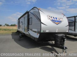 New 2018  Forest River Salem 37BHSS2Q by Forest River from Crossroads Trailer Sales, Inc. in Newfield, NJ