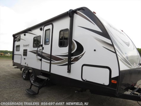 2019 Keystone Passport Ultra Lite Grand Touring 2400BH