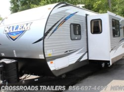 New 2019  Forest River Salem 27DBK by Forest River from Crossroads Trailer Sales, Inc. in Newfield, NJ