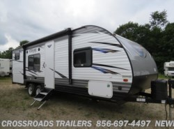 New 2019  Forest River Salem Cruise Lite 261BHXL by Forest River from Crossroads Trailer Sales, Inc. in Newfield, NJ
