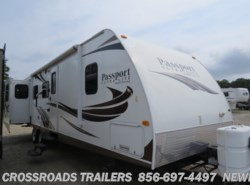 Used 2014 Keystone Passport Ultra Lite Grand Touring 3180RE available in Newfield, New Jersey