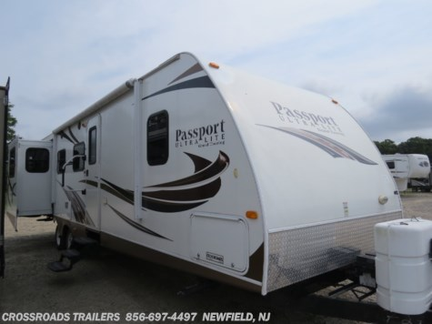 2014 Keystone Passport Ultra Lite Grand Touring 3180RE