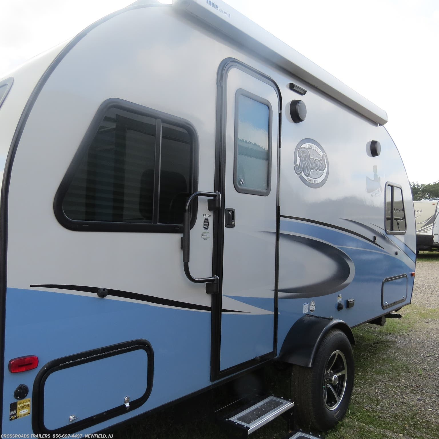 R Pod Trailer >> 21630 2019 Forest River R Pod Rp 190 For Sale In Newfield Nj