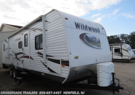 2013 Forest River Wildwood 29BHBS