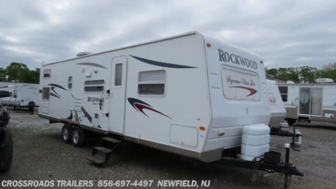 2007 Forest River Rockwood Signature Ultra Lite 8317 SS