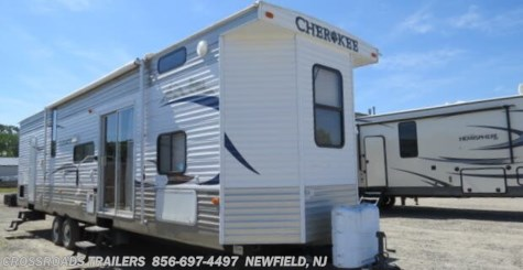 2012 Forest River Cherokee T39P
