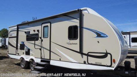 2018 Coachmen Freedom Express LTZ 248RBS