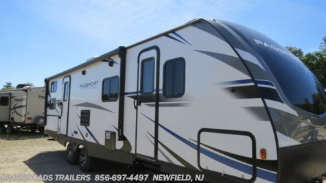 2020 Keystone Passport Grand Touring 2820BH GT