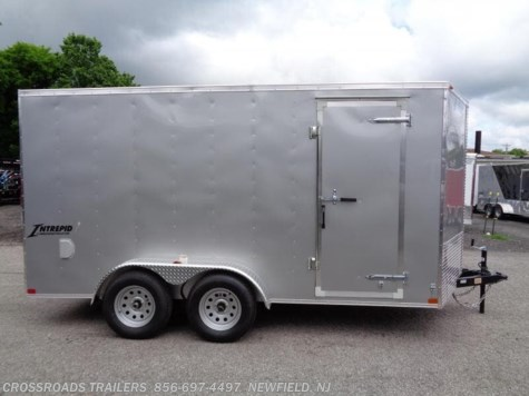 2020 Homesteader Intrepid 7x14 Enclosed Cargo Trailer