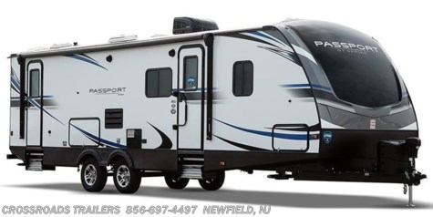 2020 Keystone Passport Grand Touring 2900RL GT