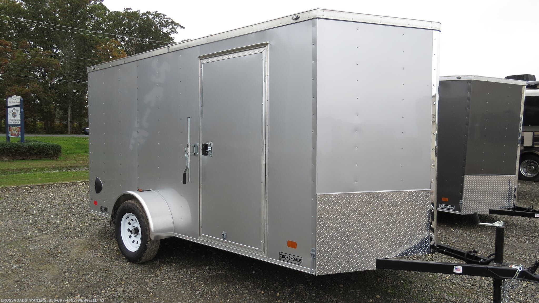 2021 Nexhaul 6' x 12' Enclosed - Stock #1769