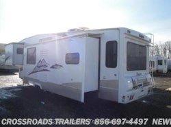 Used 2007  Ameri-Camp Summit Ridge Reserve RSV38RL by Ameri-Camp from Crossroads Trailer Sales, Inc. in Newfield, NJ
